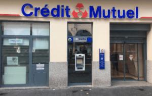 Agence Crédit Mutuel