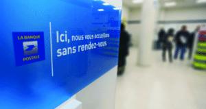 Banque Postal service client