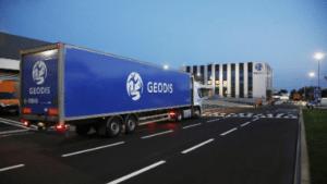 Camion Geodis