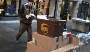 Colis UPS