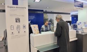 Comment faire opposition carte Banque Postale