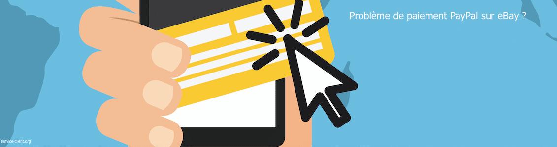 Comment solutionner mon problème de paiement sur eBay avec PayPal ?