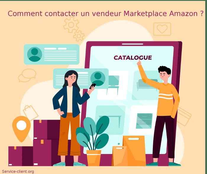 Comment contacter un vendeur Amazon Marketplace ?
