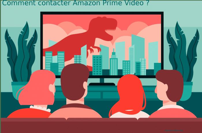 Amazon Prime Vidéo Abonnement