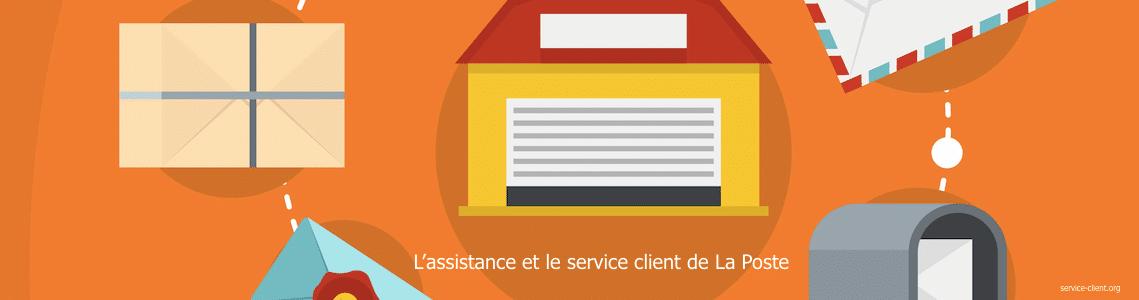 Quels sont les différents service du groupe La Poste ?