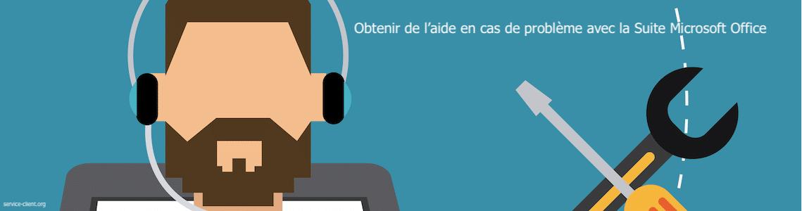 Comment obtenir de l'aide avec Microsoft Office ?