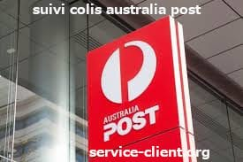 suivi colis australia post