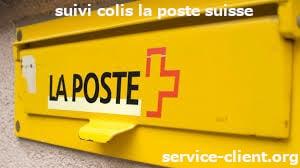 suivi colis poste suisse