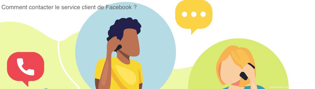 Quels sont les moyens à ma disposition pour contacter Facebook ?