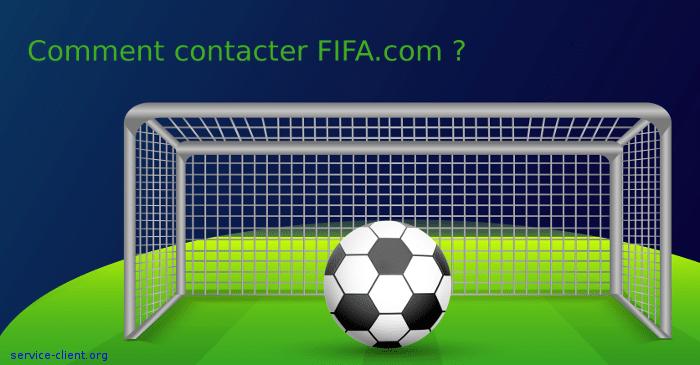 Comment contacter FIFA.com ?