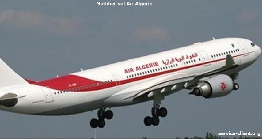vol air algerie