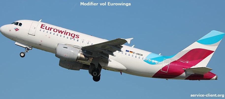 vol eurowings