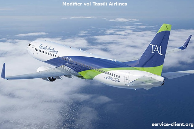 vol tassili airlines