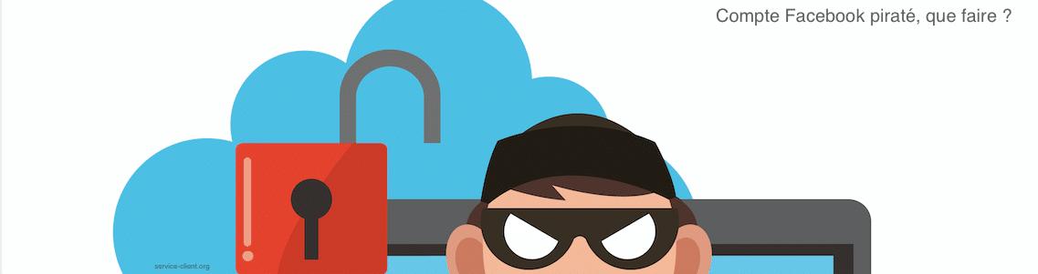 Que puis-je faire si mon compte Facebook a été piraté ?