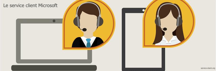Quels sont les moyens de communiquer avec le géant Microsoft ?