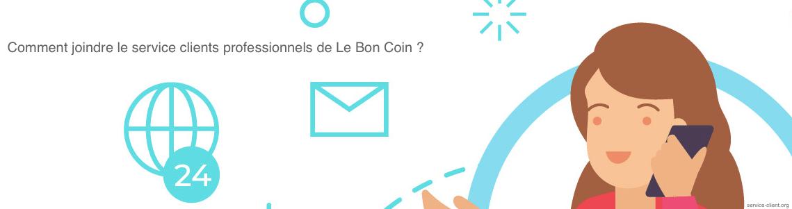 Je suis client professionnel Le Bon Coin et j'ai besoin d'assistance : que faire ?